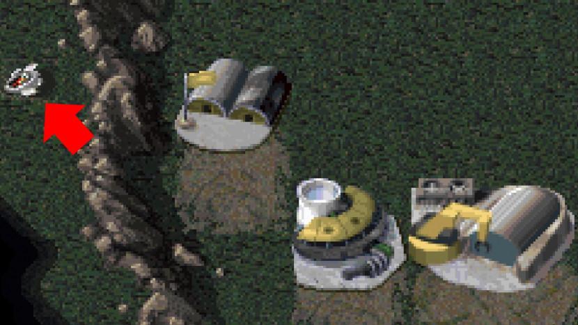 Na 25 jaar laat de mysterieuze UFO van Command & Conquer zijn ware aard zien
