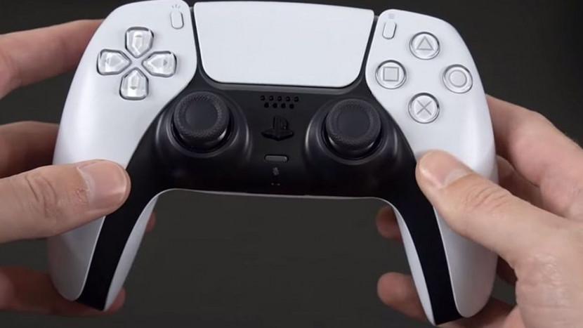 Krijgt ook de PS5 controller custom faceplates?