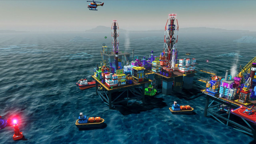 Deze Oil Platform Simulator is gratis te downloaden