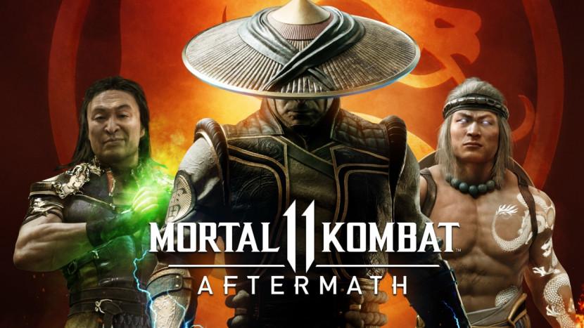 Mortal Kombat 11: Aftermath - (Van korte) duur