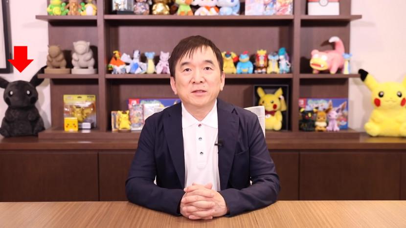 Het verhaal achter de mysterieuze zwarte Pikachu