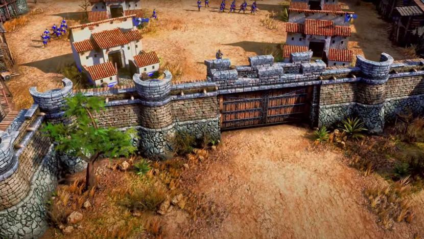 Beleef Age of Empires 3 in 4K met de Definitive Edition