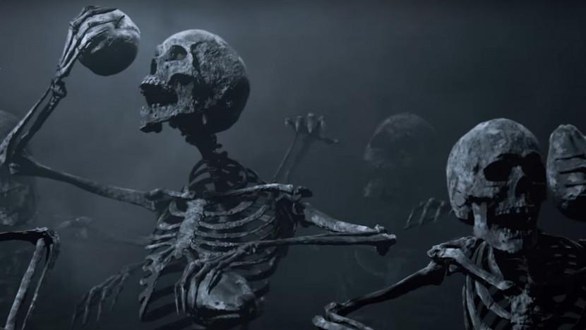 Netflix pronkt met geweldige opening credits voor Dragon's Dogma anime