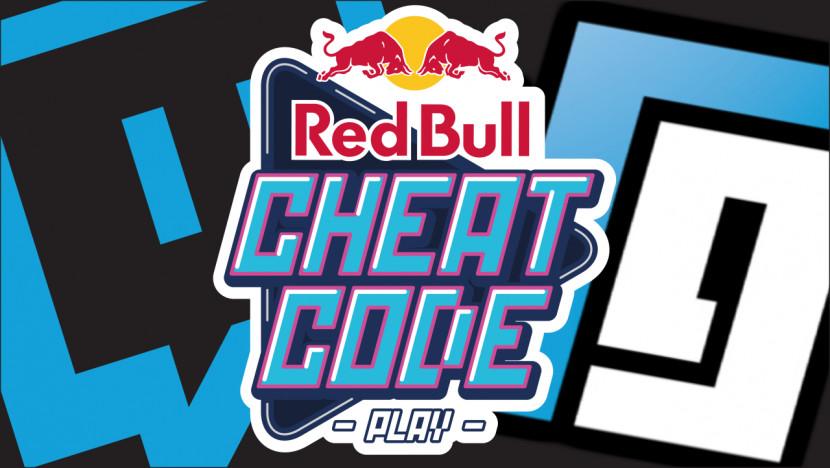 Vanaf nu elke woensdag LIVE op 4Gamers Twitch: Red Bull Cheat Code Play
