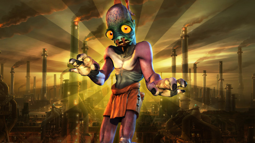 Oddworld: New 'N Tasty in oktober ook naar Switch