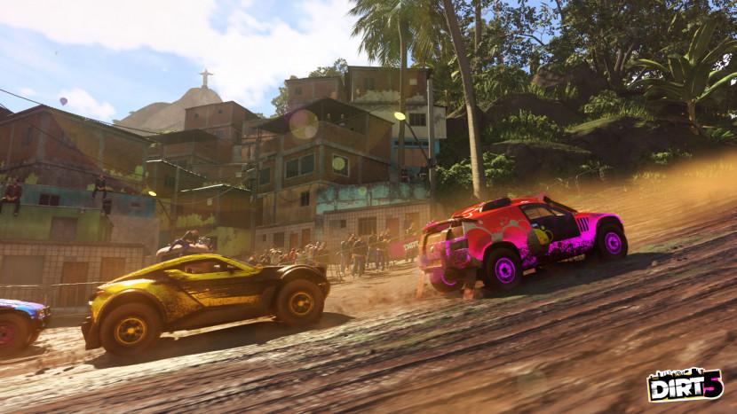 Dirt 5 viert launch alvast met nieuwe trailer