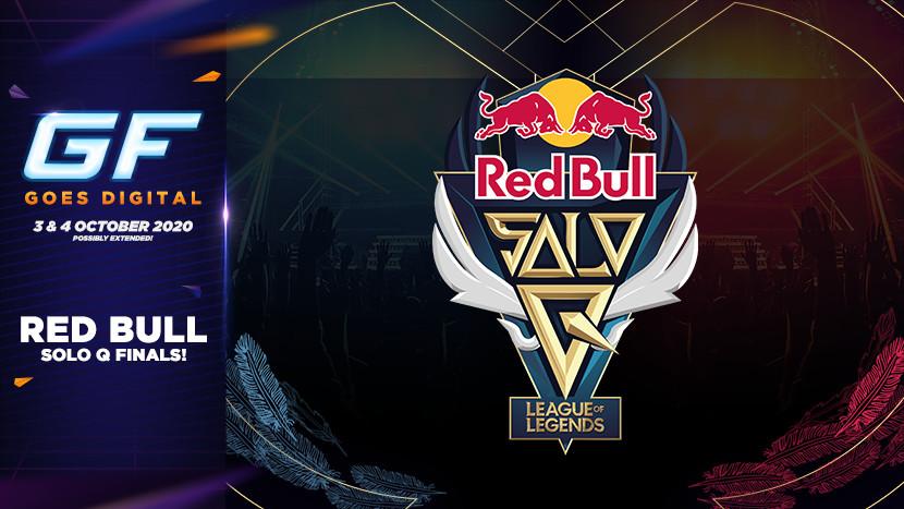 Volg de finale van Red Bull Solo Q tijdens GameForce Goes Digital