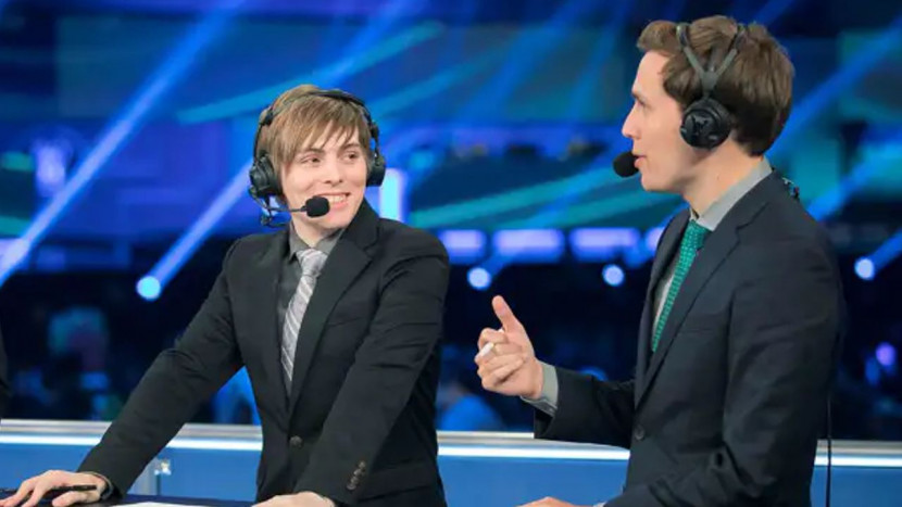 Boze fans viseren grootmoeder van League of Legends caster