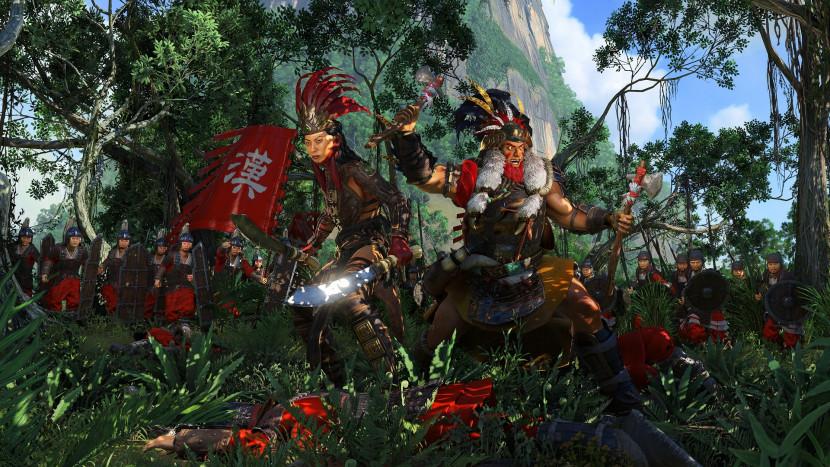 Total War: Three Kingdoms krijgt op 3 september Furious Wild uitbreiding