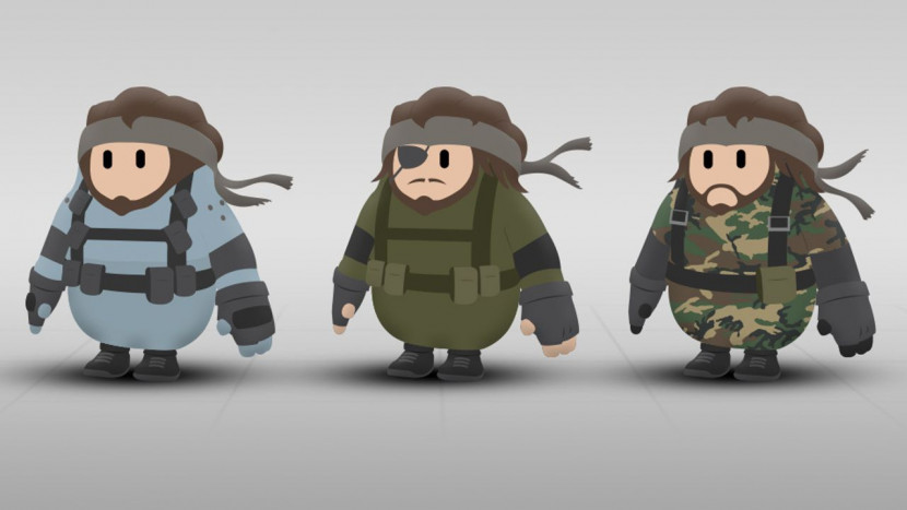 Konami wil Metal Gear skins in Fall Guys
