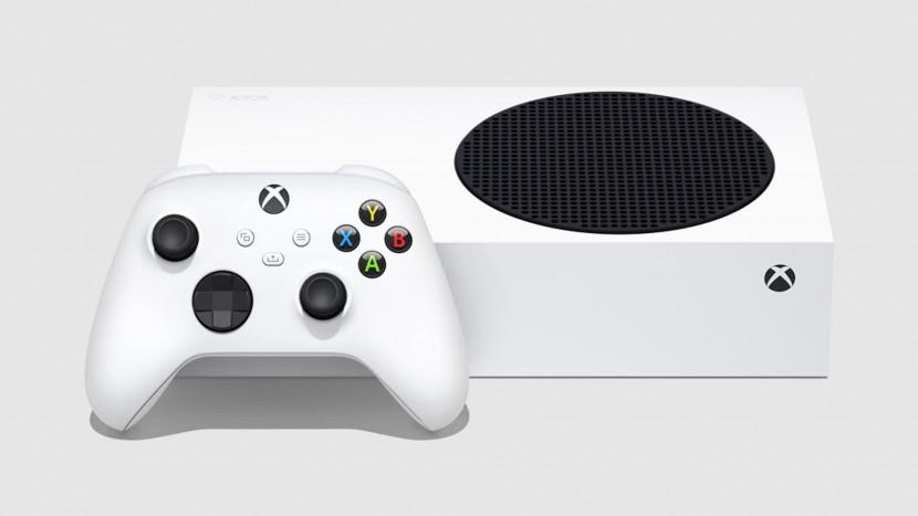 In elke Xbox Series S zit een kleine Master Chief
