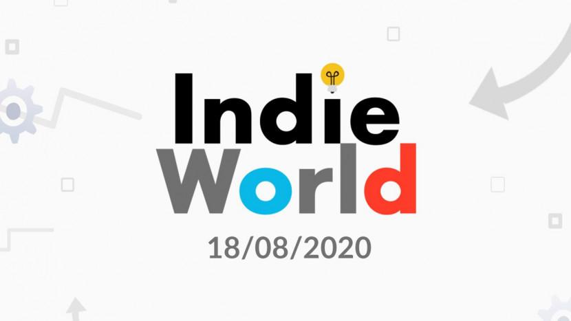 Morgen nieuwe Nintendo Indie World Showcase