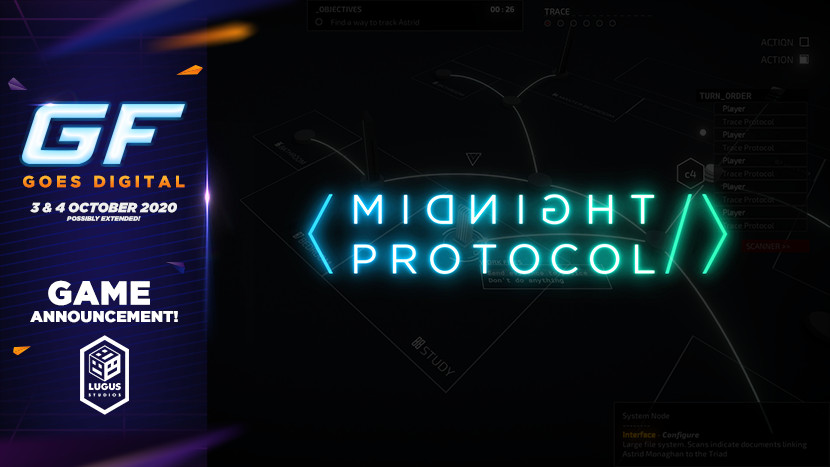 Hack je een weg door Midnight Protocol tijdens GameForce Goes Digital