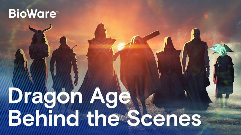 Achter de schermen bij nieuwe Dragon Age