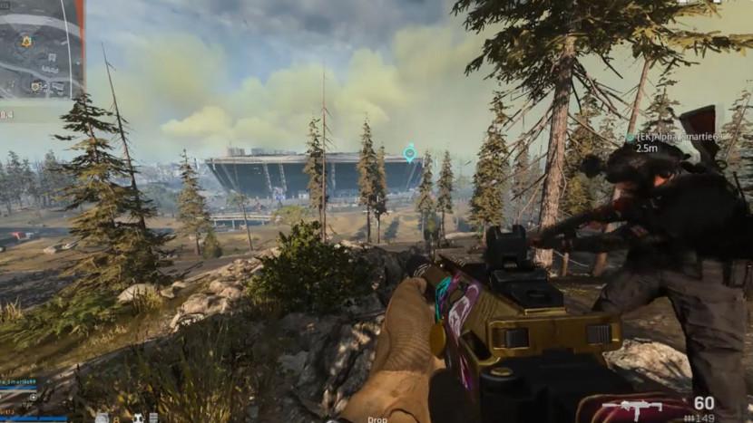 Enge kinderlach te horen in Call of Duty: Warzone