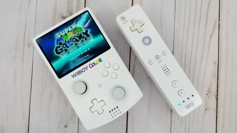 Modder tovert Wii om in knappe handheld
