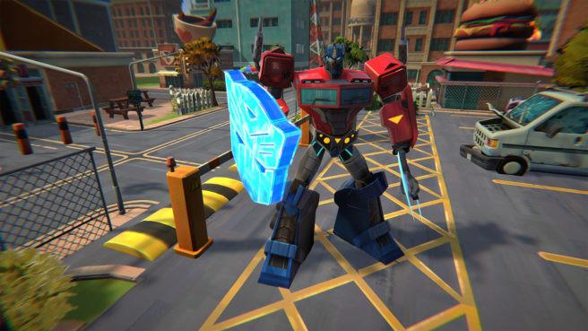 Transformers: Battlegrounds aangekondigd, verschijnt in oktober