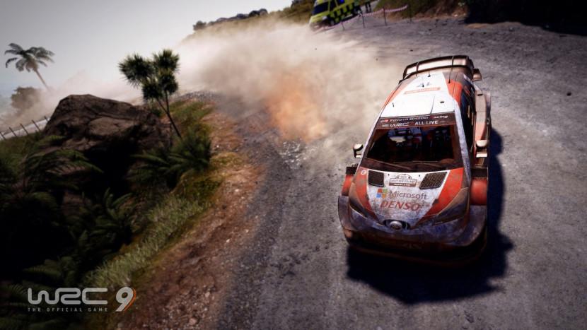 Japan terug van weggeweest in WRC 9