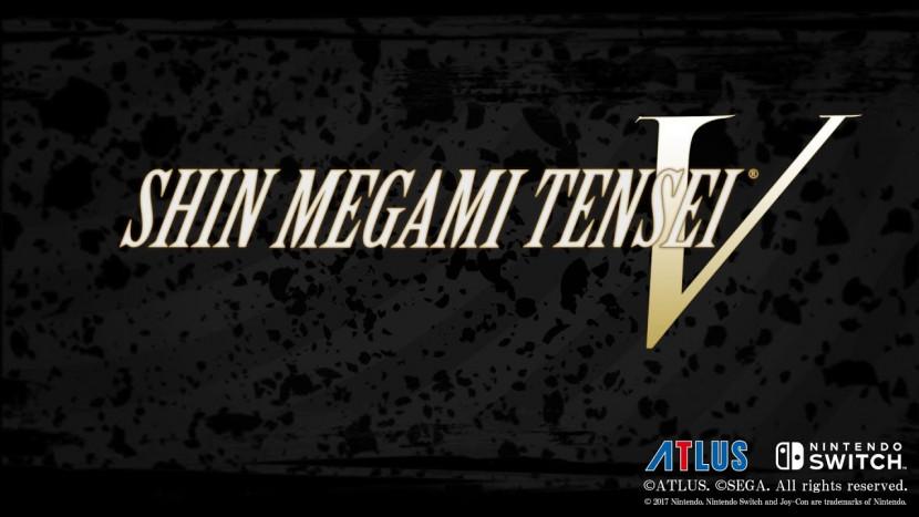 Atlus kondigt Shin Megami Tensei V aan