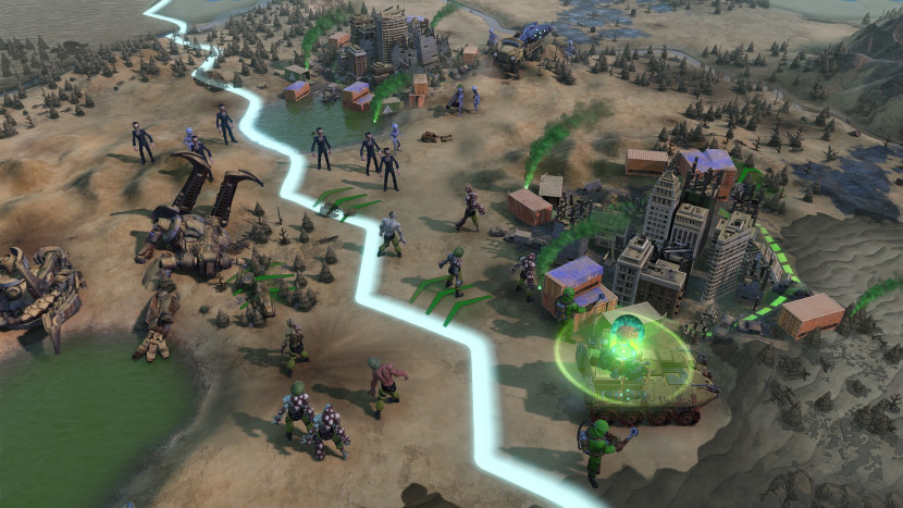 Civilization VI doet volgende community update uit de doeken