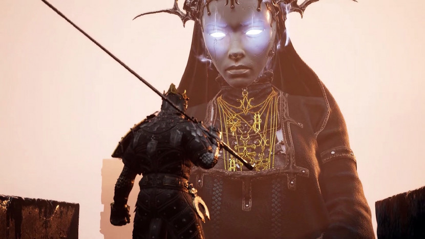 REVIEW   Mortal Shell lijkt op Dark Souls, maar dan iets holler