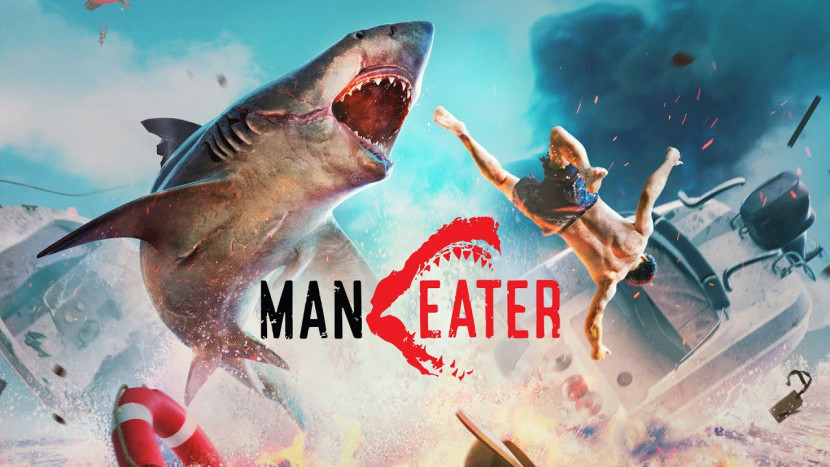 Launch trailer voor shark simulator Maneater