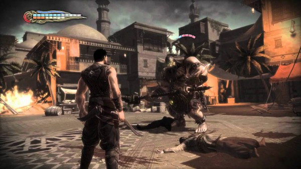 Beelden van geannuleerde Prince of Persia game gevonden
