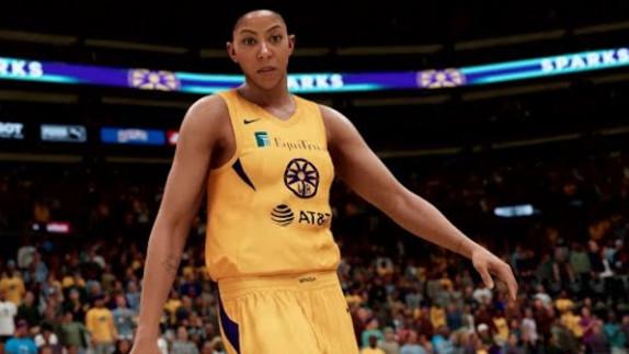 NBA 2K21 krijgt WNBA MyPlayer mode, maar enkel op next-gen consoles