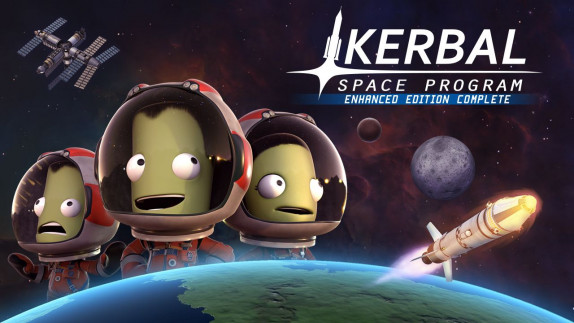 Kerbal Space Program: Enhanced Edition Complete gelanceerd voor PS4 en Xbox One