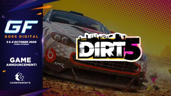 Ontdek Playrounds in Dirt 5 tijdens GameForce Goes Digital