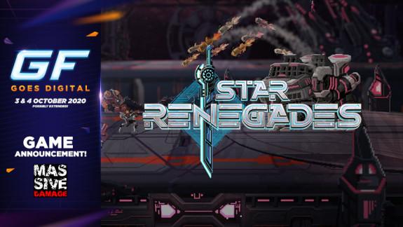 Reis door verschillende dimensies in Star Renegades