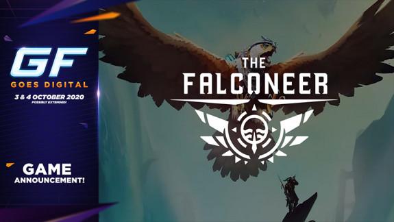 Zweef door de lucht in The Falconeer