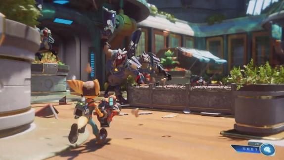 Ratchet & Clank: Rift Apart voor PS5 toont 7 minuten gameplay en ziet er geweldig uit