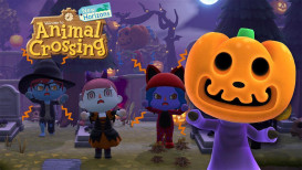 Halloween komt deze week al naar Animal Crossing: New Horizons