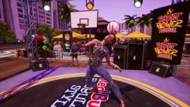 Panna's alom in Street Power Football