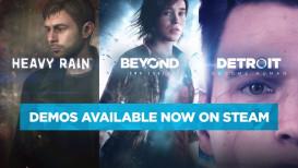 Games van Quantic Dream binnenkort naar Steam, demo's nu beschikbaar