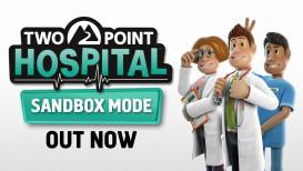 Consoleversie Two Point Hospital krijgt gratis sandbox mode