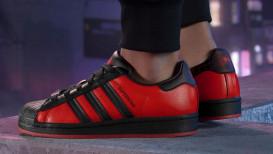 Adidas verkoopt Spider-Man schoenen