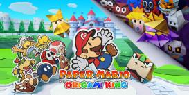 REVIEW | Paper Mario: The Origami King vouwt je dubbel van het lachen