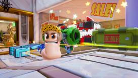 Binnenkort open bèta voor battle royale Worms game
