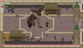 Yarntown is (gratis) remake van Bloodborne als top-down Zelda-game