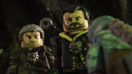 LEGO The Witcher kortfilm smaakt naar meer