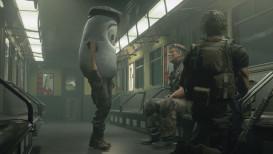 Resident Evil x Fall Guys is hilarisch