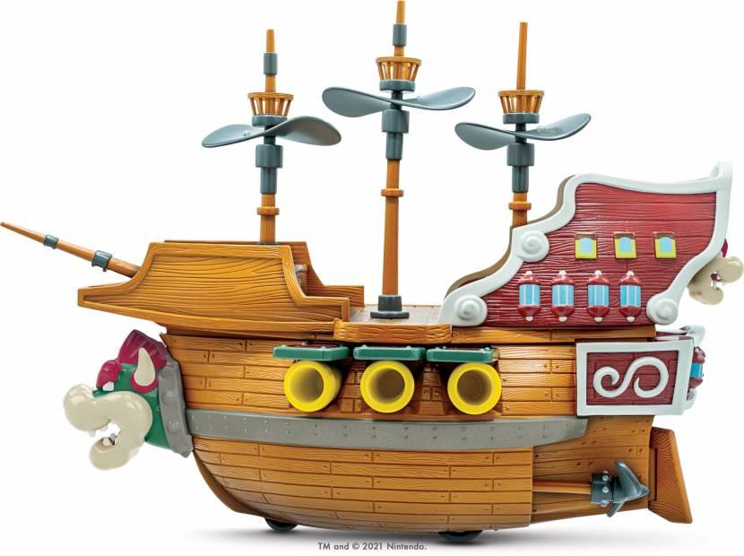 Later dit jaar te koop: Bowser's Airship