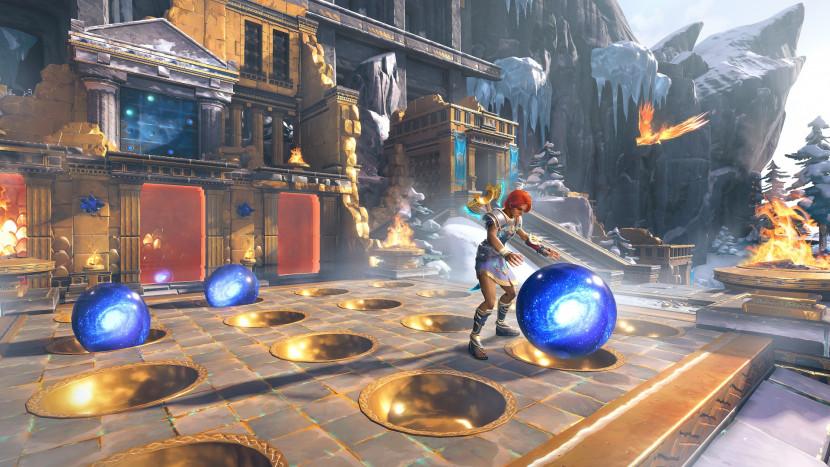 REVIEW | Immortals: Fenyx Rising is een prachtige en grappige action RPG