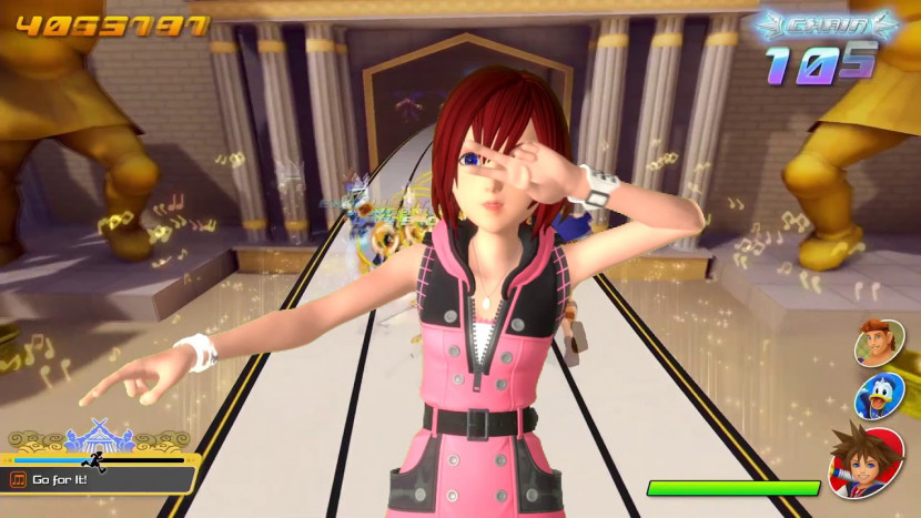 REVIEW | Kingdom Hearts: Melody of Memory is er voor de fans