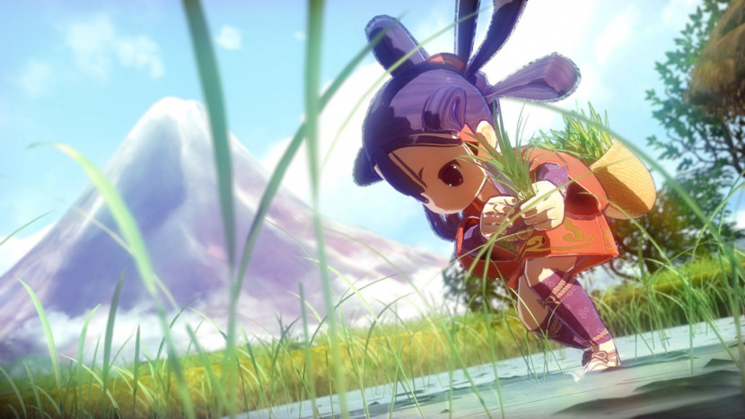 REVIEW | Op stap met een ettertje in Sakuna: of Rice and Ruin