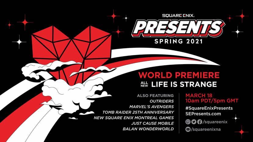 Square Enix houdt eigen showcase op 18 maart