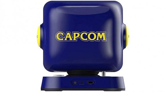Capcom lanceert nieuwe retro console