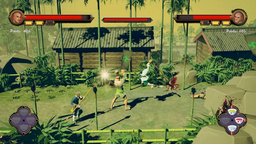 REVIEW | 9 Monkeys of Shaolin trapt stevig rond